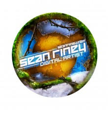 Sean Riney - Logo Design / DVD Label